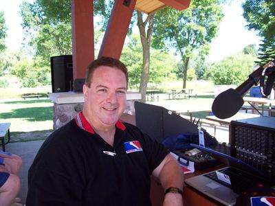DJ Dennis James - DJ, MC, Professional TV, Radio, and Public Address Announcer.
