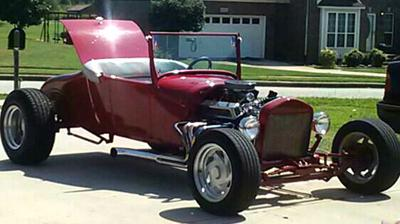 1927 Ford Roadster Rat Rod