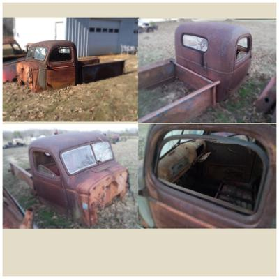 1946 Chevy Ratrod Truck Cab