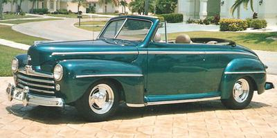1948 Ford Covertible