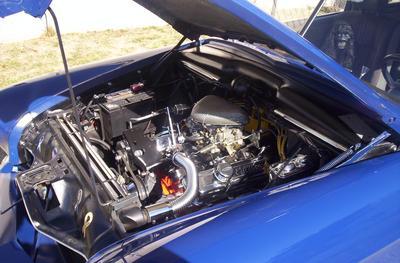 350 Cu. In. V8