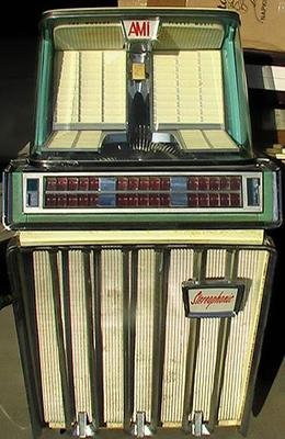1959 AMI Stereophonic Jukebox