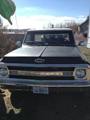 1969 CST Chevy Pickup