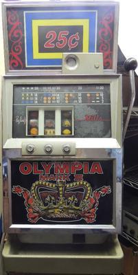 1969? Mills Olympia Mark III Slot