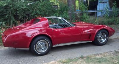 1976 Corvette Stingray - $11,750 OBO - Springfield, Illinois