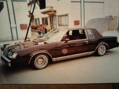 1984 Buick Regal