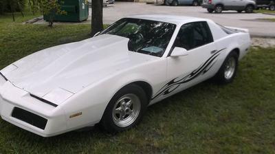 1984 Pontiac Firebird Street Legal Drag Car
