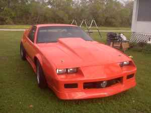 Qtr Mile Car - Beast