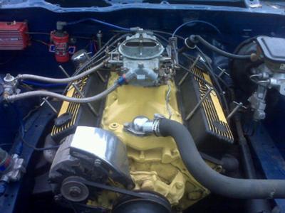 Pumped Up Racing Engine