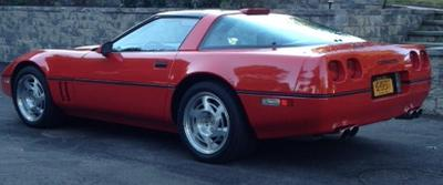 1990 Zr1 Corvette Long Island New York