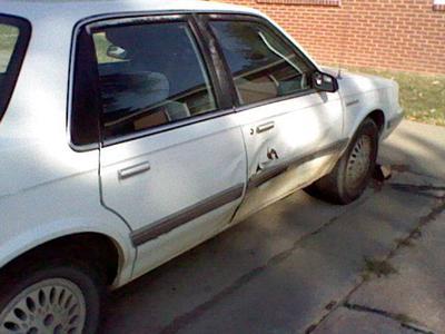 1993 Oldsmobile Cutless Cierra