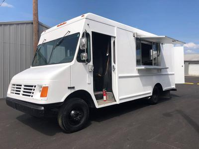 1994 Chevy Food Truck