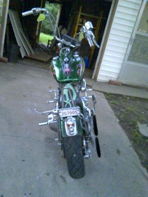 1996 Custom Harley