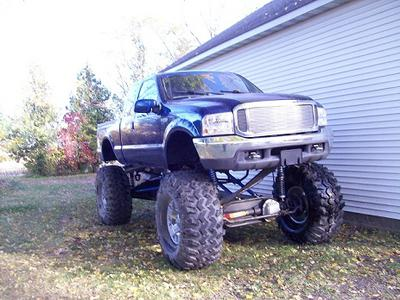 1999 Ford 250 Monster