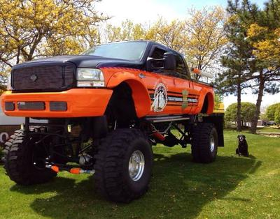 2002 F-250 Lifted Monster Truck