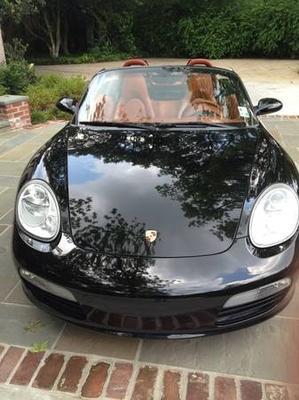 2005 Porsche Boxste