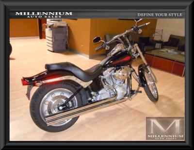 2006 Harley Davidson Softail