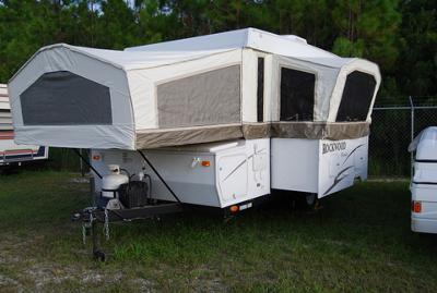 Rockwood Campers