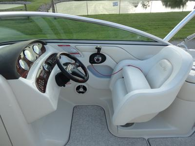 Sea Ray Boat Interior
