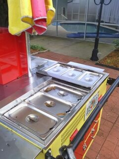 Hot Dog Stand Equipment