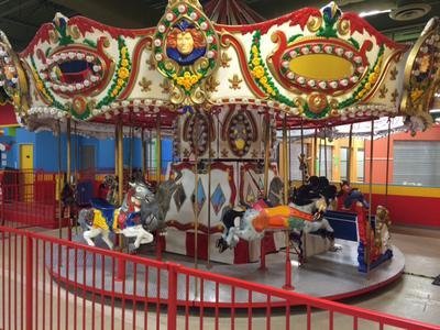 2012 Carousel Usa Carousel 100 000 San Antonio Texas
