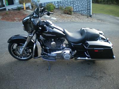 2013 Harley-Davidson Touring Street Glide