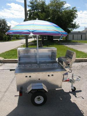 2013 Hot Dog Cart