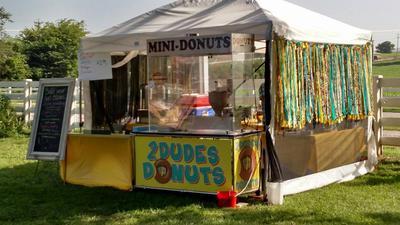 2014 Li'l Orbits Mini Donut Crowd Pleaser Kiosk