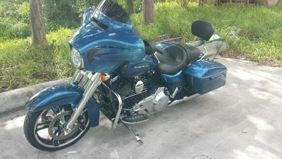 2014 Street Glide Harley