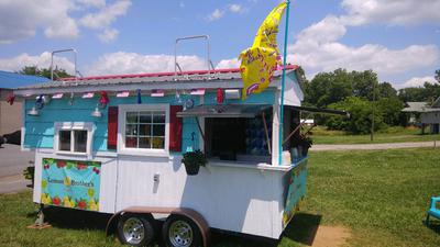 2016 Tiny House Concession Trailer