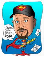 Steve the Cartoonist