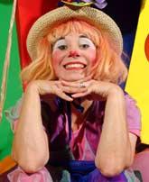 Denver's award winning face painter and balloon artist