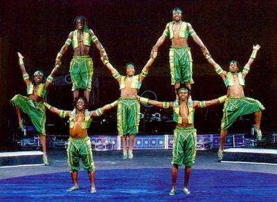 African Acrobats Internationale
