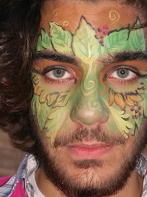 Alana Dill, Artist - Face Painter