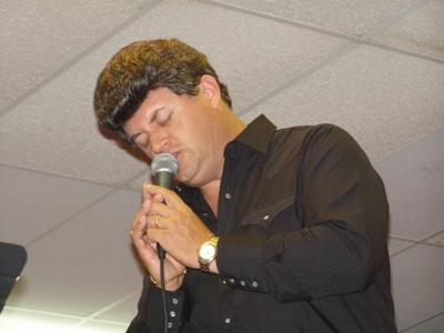 The Man of Many Voices - Andy Portraying Conway Twitty