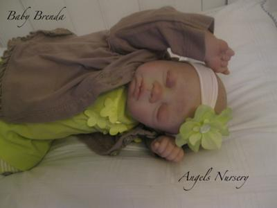 Angels Nursery Baby Dolls  By Joyce