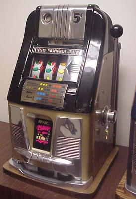 antique slot machine for sale