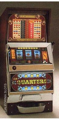 Antique Slot Machine Blowout Sale