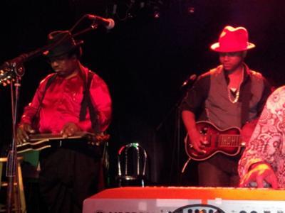 Aubrey & AJ Ghent Legacy Band