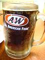 A&W Float