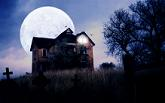 Haunted House in Baltimore Maryland