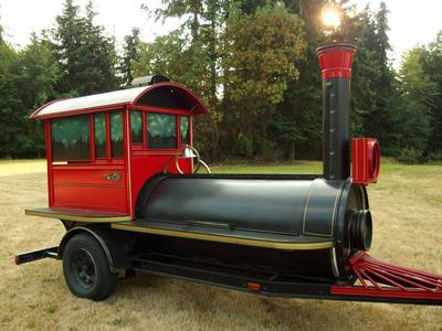 BBQ Train Rental.com