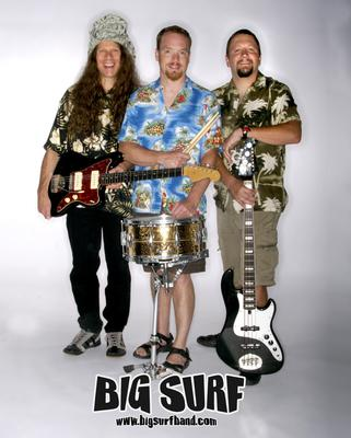 Big Surf-Band