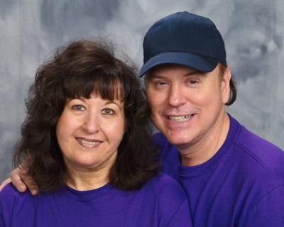 Bobby and Cindi