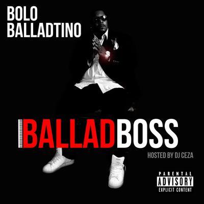 New mix tape cover Ballad Boss.
