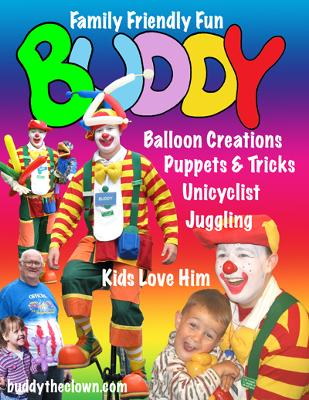 Buddy D CLOWN