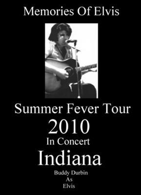 Buddy Durbin in Concert