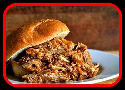 Unbeatable Pulled Pork Po' Boys.