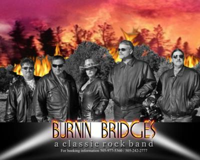 Burnin Bridges - A Classic Rock Band
