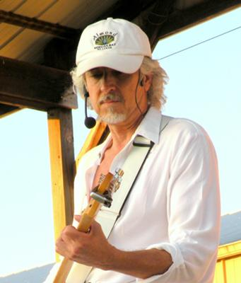 Captn Jac performing live at the North Webster Mermaid Festival 2010